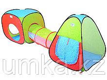 Игровая Палатка домик с тоннелем