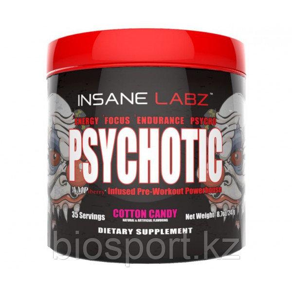 Предтренировочный комплекс Psychotic - 217 грамм (Insane Labz)