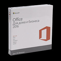 Microsoft Office Home and Business 2016 32/64 RU Kazakhstan Only DVD P2(T5D-02704)