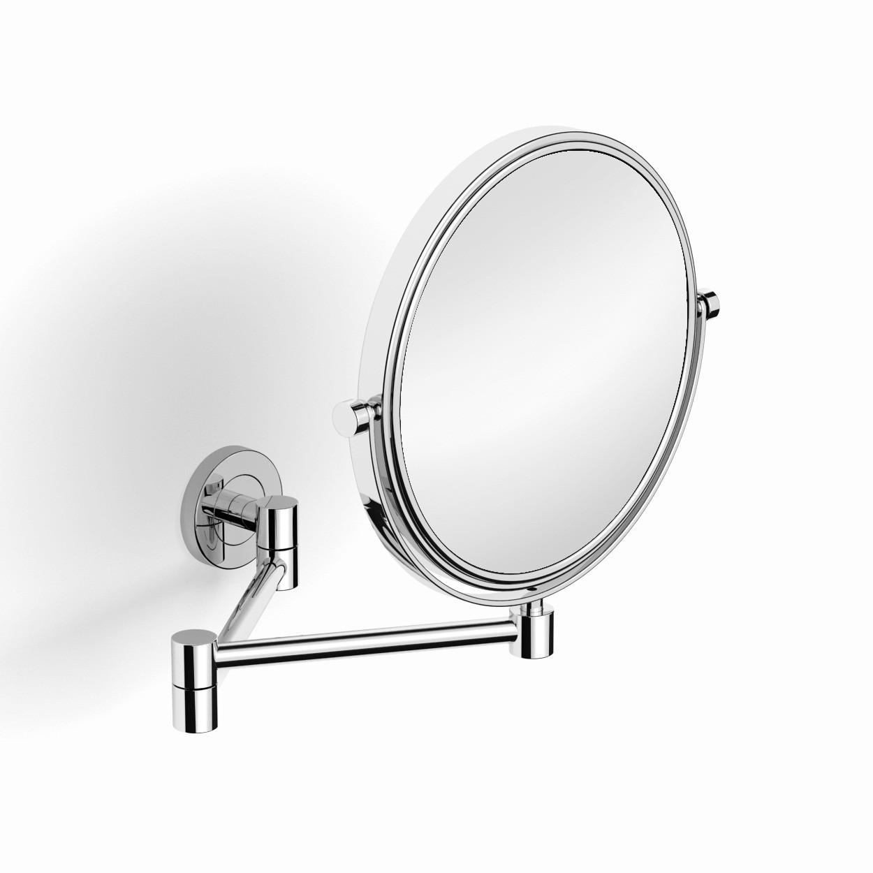 Зеркало настенное для ванны 391 бронза