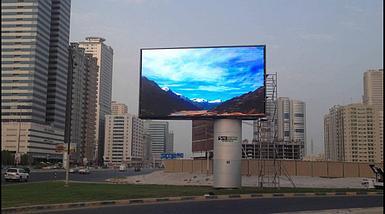Лед экранSMD р5, размер 5,76 м*2,88м (960мм*960мм)-16,58кв.м OUTDOOR, фото 3