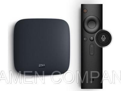 Медиаплеер Xiaomi Mi TV Box 3 Black