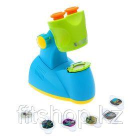 "Игрушка обучающая ""Микроскоп"", 6 предметов  (Kid Partner Microscope)"