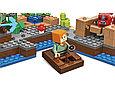 21129 Lego Minecraft Грибной остров, Лего Майнкрафт, фото 7