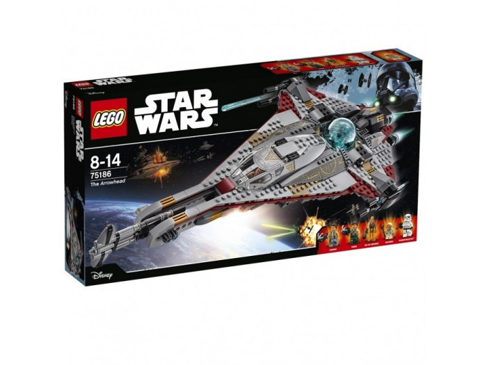 75186 Lego Star Wars Стрела, Лего Звездные Войны