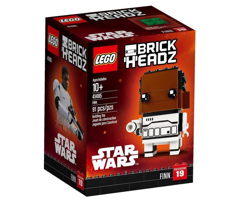 41485 Lego BrickHeadz Финн, Лего БрикХедз