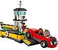 60119 Lego City Паром, Лего Город Сити, фото 3