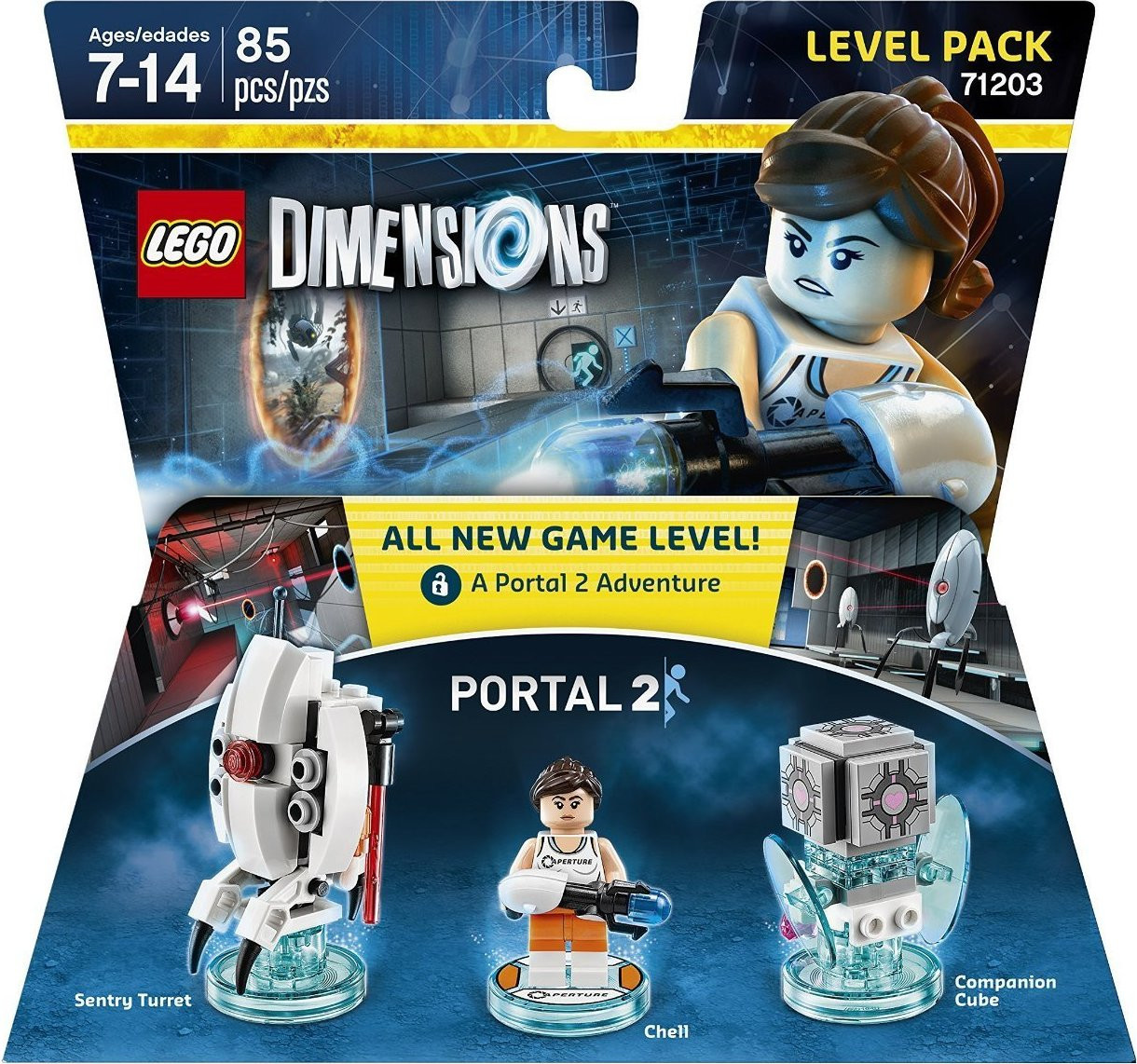 71203 Lego Dimensions Portal 2 (Level Pack)