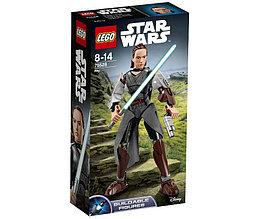75528 Lego Star Wars Рей, Лего Звездные войны