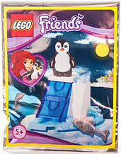 561501 Lego Friends Пингвин и Ледяная Горка