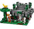 21132 Lego Minecraft Храм в джунглях, Лего Майнкрафт, фото 3