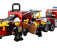 60112 Lego City Пожарная машина, Лего Город Сити, фото 3