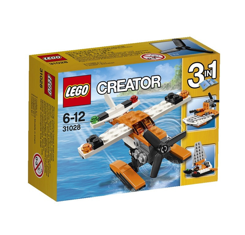31028 Lego Creator Гидроплан, Лего Креатор