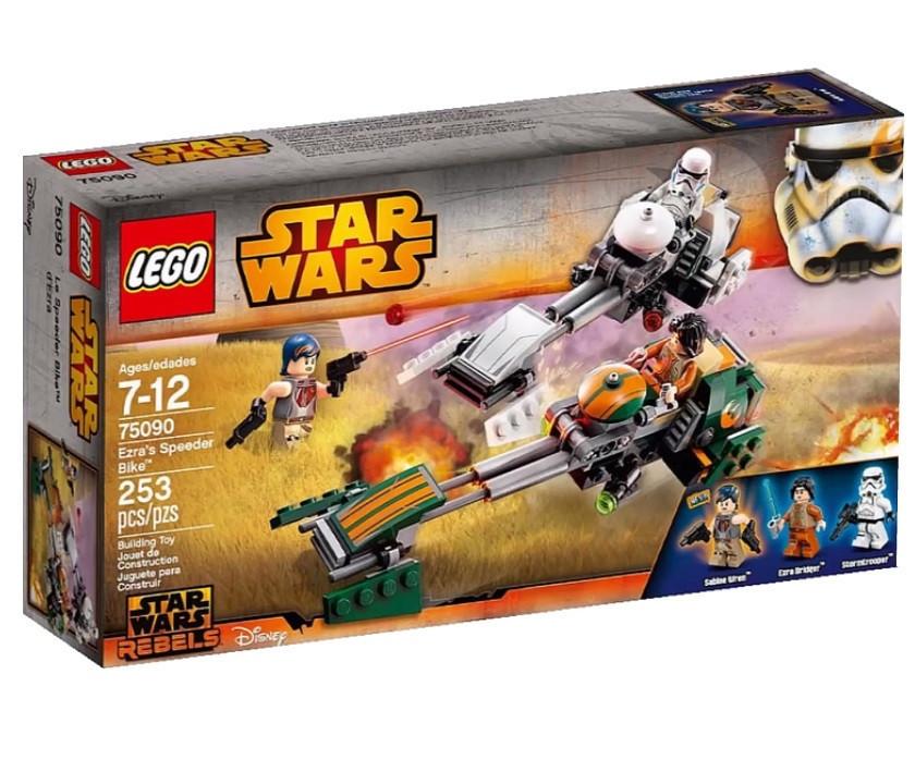 75090 Lego Star Wars Rebels Скоростной спидер Эзры™, Лего Звездные войны