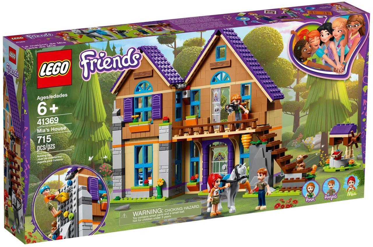 41369 Lego Friends Дом Мии, Лего Подружки