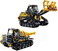42094 Lego Technic Гусеничный погрузчик, Лего Техник, фото 6