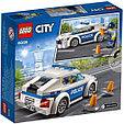 60239 Lego City Автомобиль полицейского патруля, Лего Город Сити, фото 2
