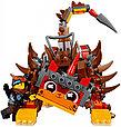 70827 Lego Лего Фильм 2: Ультра-Киса и воин Люси, фото 4