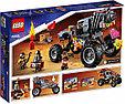 70829 Lego Лего Фильм 2: Побег Эммета и Дикарки на багги, фото 2