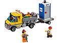 60073 Lego City Машина техобслуживания, Лего Город Сити, фото 2