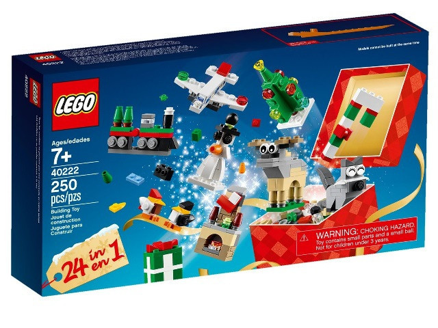 40222 Lego Новогодний календарь 24 in 1