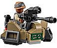 75164 Lego Star Wars Боевой набор Повстанцев™, Лего Звездные войны, фото 5
