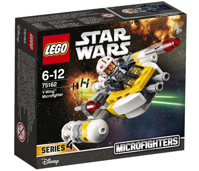 75162 Lego Star Wars Микроистребитель типа Y™, Лего Звездные войны