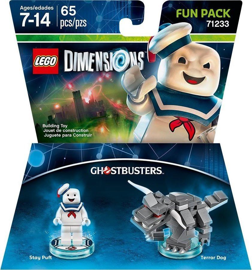 71233 Lego Dimensions Охотники за привидениями (Fun Pack)