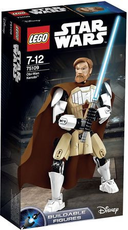 75109 Lego Star Wars Оби-Ван Кеноби, Лего Звездные войны