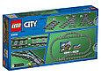 60238 Lego City Железнодорожные стрелки, Лего Город Сити, фото 2