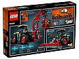 42054 Lego Technic CLAAS XERION 5000 TRAC VC, Лего Техник, фото 2