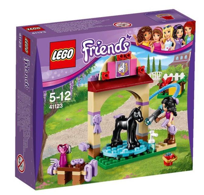 41123 Lego Friends Салон для жеребят, Лего Подружки