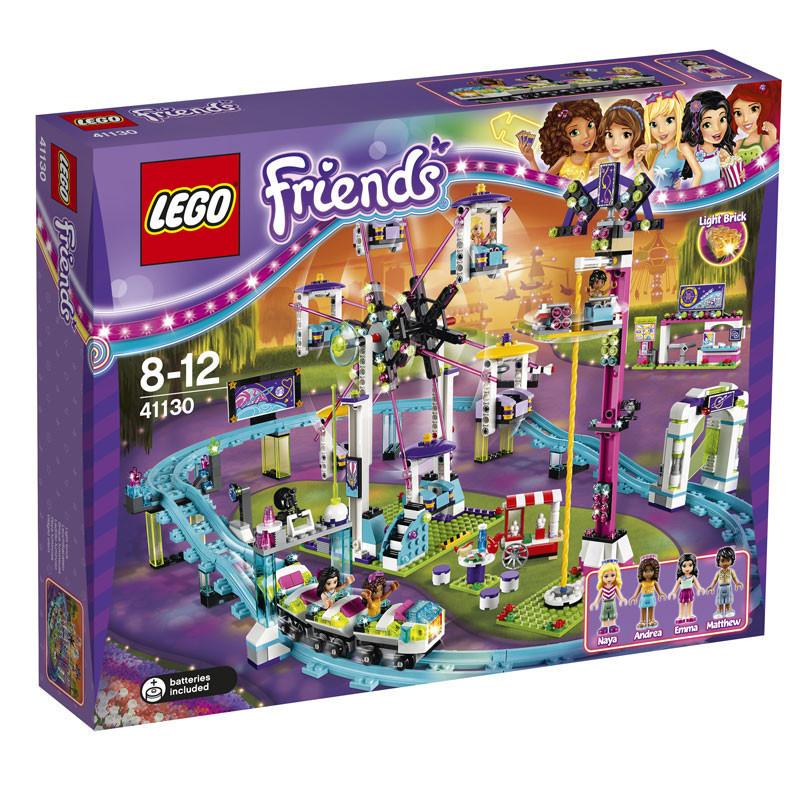41130 Lego Friends Парк развлечений: американские горки, Лего Подружки