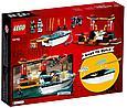 10755 Lego Juniors Погоня на моторной лодке Зейна, Лего Джуниорс, фото 2