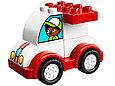 10860 Lego DUPLO My First Мой первый гоночный автомобиль, Лего Дупло, фото 3