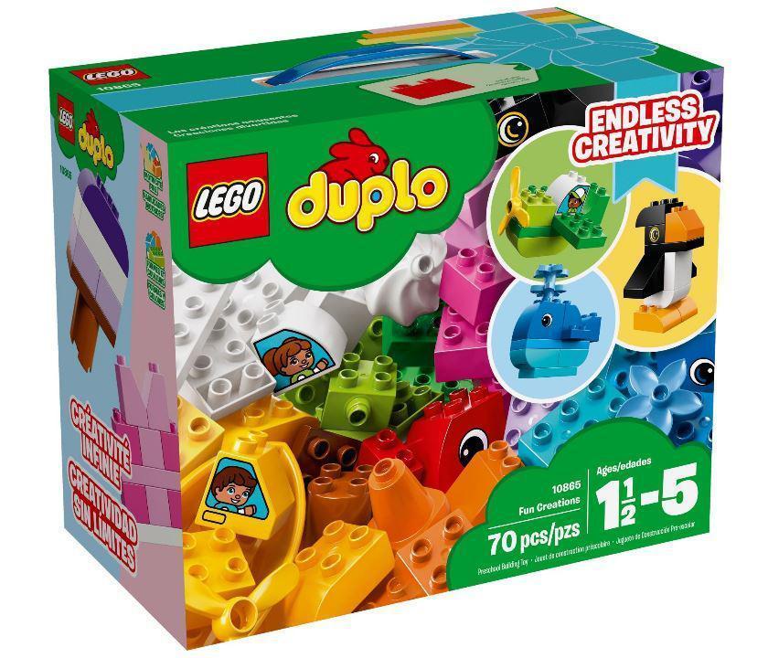 10865 Lego DUPLO My First Весёлые кубики, Лего Дупло