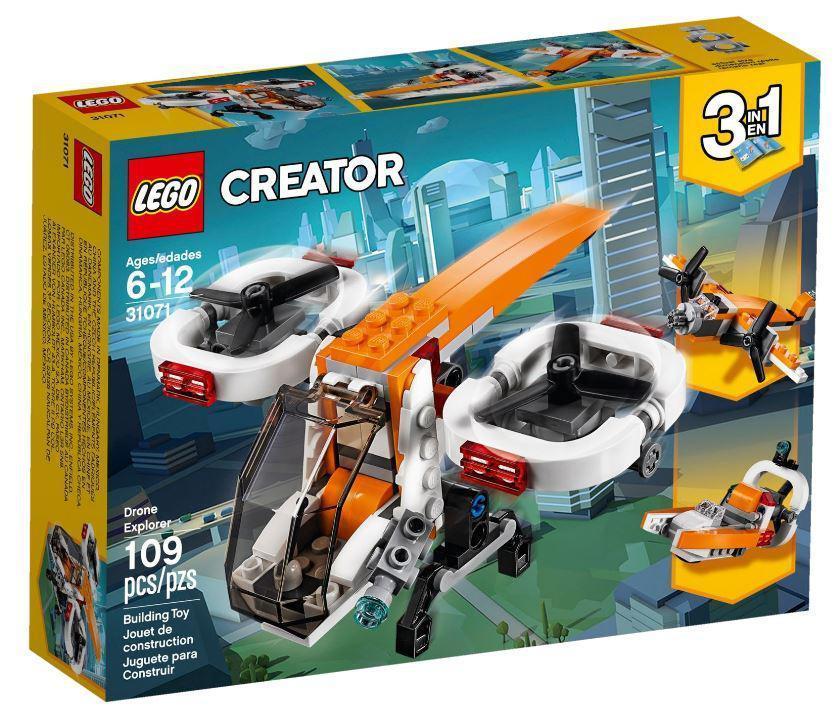 31071 Lego Creator Дрон-разведчик, Лего Креатор