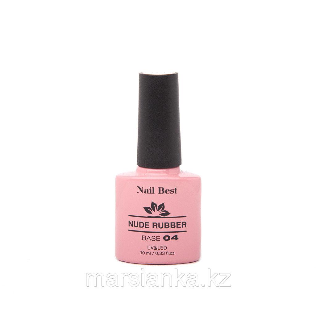 База Nail Best Nude 04, 10мл