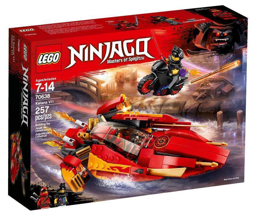 70638 Lego Ninjago Катана V11, Лего Ниндзяго