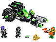 72002 Lego Nexo Knights Боевая машина близнецов, Лего Нексо Рыцари, фото 2