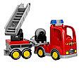 10592 Lego DUPLO Пожарный грузовик, Лего Дупло, фото 3