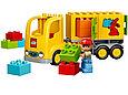 10601 Lego DUPLO Жёлтый грузовик, Лего Дупло, фото 2