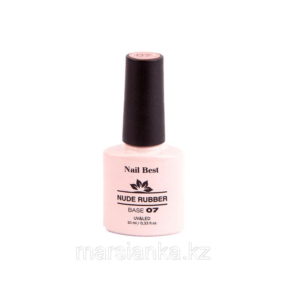 База Nail Best Nude 07, 10мл
