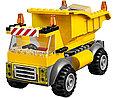 10734 Lego Juniors Стройплощадка, Лего Джуниорс, фото 5