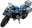 42063 Lego Technic Приключения на BMW R 1200 GS, Лего Техник, фото 3