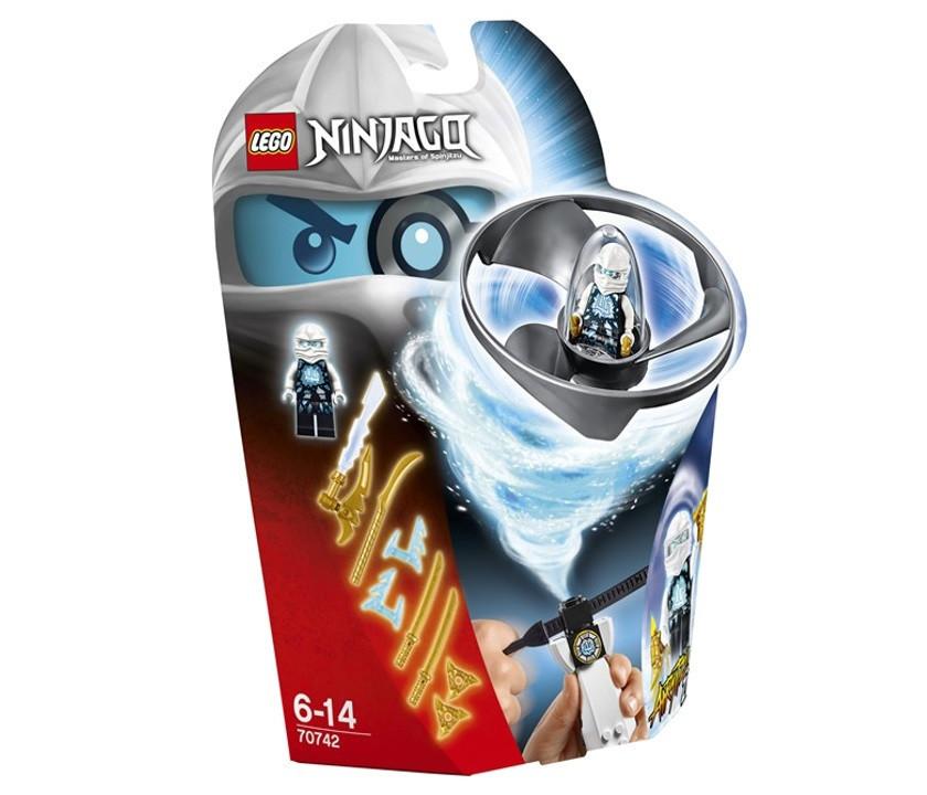 70742 Lego Ninjago Флайер Зейна, Лего Ниндзяго