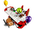 75822 Lego Angry Birds Самолётная атака свинок, фото 4
