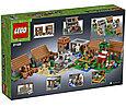21128 Lego Minecraft Деревня, Лего Майнкрафт, фото 2