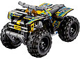 42034 Lego Technic Квадроцикл, Лего Техник, фото 3