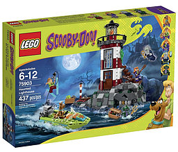 75903 Lego Scooby-Doo Маяк с призраками